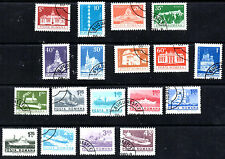 stamps POSTA ROMANA/ROMANIA A734(10) A735(8) COMPLETE MNH MINT SET LOT
