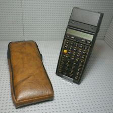 Calculatrice Hewlett Packard 41CV + Card Reader + 82180A 82181A
