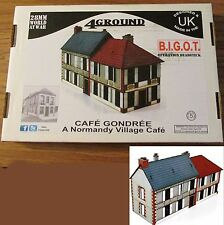 4Ground 28S-WAW-127 28mm WWII Cafe Gondree Normandy Village Terrain D-Day France