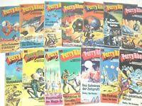 Sammlung - PERRY RHODAN 1-14 KOMPLETT, sehr guter bis guter Zust (1-2-) von 1967