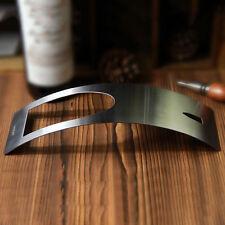 Stainless Steel Arch Bridge Wine Rack Bottle Holder Barware Kitchen Decoration