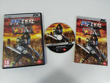 AFTER THE WAR JUEGO PARA PC DVD-ROM ESPAÑOL CREOTEAM FX INTERACTIVE