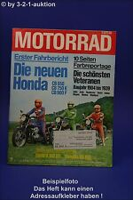 Motorrad 21/78 Honda BMW R 100 RT Velosolex Yamaha RS