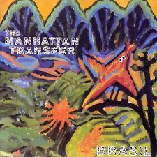 ADESIVO STICKER The Manhattan Transfer Brasil