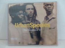 CD  4 titres URBAN SPECIES The experience EP TLKCD 40