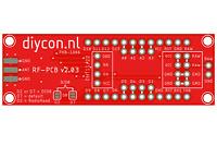 LoRa Node PCB 203 Arduino Pro Mini RFM92W RFM95W RFM95 RF HopeRF SX1276 868MHz