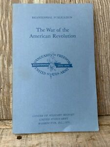 The War of the American Revolution by Robert Coakley and Stetson Conn, '75