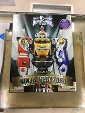 BANDAI Mighty Morphin Power Rangers Movie Legacy Ninja Megazord Brand New Sealed