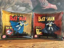 1998 Kenner Classic BATMAN Special Edition #1 & 2  DC Action Figure Set NIB