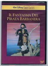 IL FANTASMA DEL PIRATA BARBANERA DVD DISNEY SIGILLATO!!!