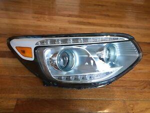 2015 2016 2017 KIA Soul EV RH OEM Halogen LED Dual Projector Headlight Complete