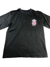 USAF Air Force 607th Training Flight Commando Warrior Defender Shirt Mens Medium