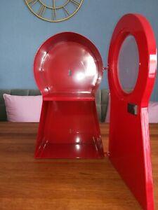 Ikea PS Metallschrank. Rot.