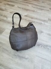 Brown Leather hobo Bag, Women Purses, Everyday Handbags and Bags, Aida