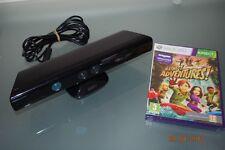 XBOX 360 Kinect Sensor Con Kinect Adventures