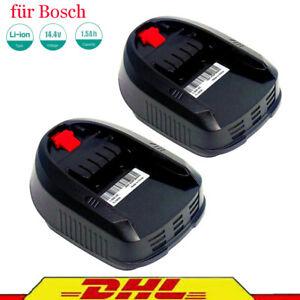 1,5Ah Akku für Bosch 14,4v 2 607 336 038, 2 607 336 037, PSR 14.4 LI-2 PSB LI LG