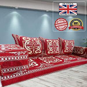 BOHEMIAN Style Floor Sofa | PREMIUM Quality Foam + FREE Shipping within the UK!