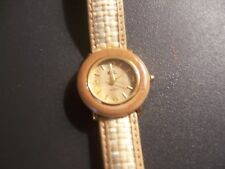 Kenneth Jay Lane Watch (KJL) Watch With Leather Band