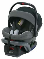 Graco SnugRide SnugLock 35 Platinum Infant Car Seat | Baby Car Seat - Grayson