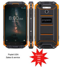 "PoptelUSA 5.5"" Rugged P9000 4GB+64GB Unlocked 4G, Dual SIM NFC Android 7 (ORG)"
