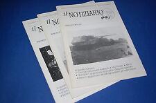 IL NOTIZIARIO IPMS International Plastic Modellers' Society 1995 Annata Completa