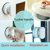 Shower Safety Handle Suction Cup Handrail Grab Bathroom Grip Tub Shower Bar Rail