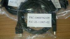 5 Stck HDMI Kabel - NEU -, Stecker - Stecker 1,7 m; für TV, DVD Player, Receiver