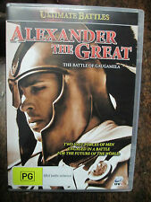 DVD Ultimate Battles - Alexander The Great - Battle of Gaugmela