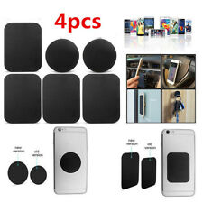 4 Pack Metal Plate Sticker Replacement For Magnetic Car Cell Phone Mount Holder