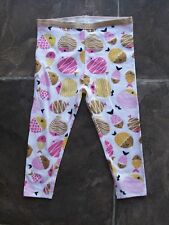 BNWNT Baby Girl's Fish Leggings/Pants Size 0