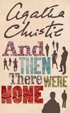 And Then There Were None von Agatha Christie (2003, Taschenbuch)