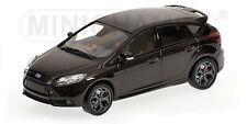 Ford Focus ST 2011  Black/Metallic Minichamps item 410081000 scale 1:43