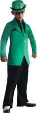 Kids The Riddler Costume Super Villain Costume Cosplay Size Large 12-14