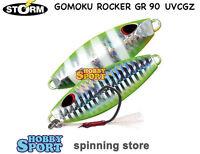 SLOW PITCH  ROCKER CAST JIG  GR 90 COL.UVCGZ 7 CM METAL JIG GOMOKU ROCKER STORM