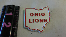LIONS CLUB PINS - OHIO LIONS PINS