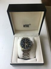 Montblanc Timewalker Chronograph with Box and Papers - GREAT CONDITION