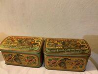 Vintage Purrfect Chocolates J.Crawford & Son Yorkshire England Tin