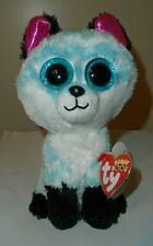 NMT* Ty Beanie Boos - PIPER the Fox (6 Inch)(Claire's Exclusive) NEW MWNMT
