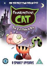 Frankenstein's Cat     (DVD)   Brand New!!  Halloween for Kids