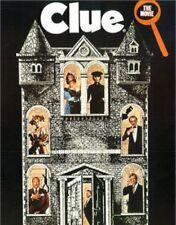Clue DVD Eileen Brennan Tim Curry Jonathan Lynn- GENUINE UK REGION 2 PAL (NEW)
