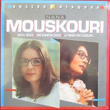 """NANA MOUSKOURI - DOUBLE LP """"SUCCES 2 DISQUES"""" - NEUF SOUS BLISTER"""