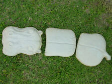 HIPPO STEPPING STONE  CONCRETE PLASTER PLAQUE MOLD 7015 Moldcreations