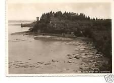 lago di garda sirmione bella vecchia cartolina vedi sca