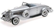 Duesenberg SJN Supercharged Convertible Coupe 1936 1/18 Minichamps 107150330 R