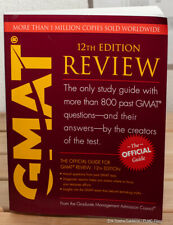 The Official Guide for GMAT Review by Graduate Management Admission Council...