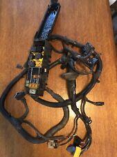 2002 Jeep Wrangler TJ Sahara Under Hood Fusebox Wire Harness 4.0l