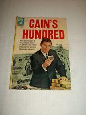 Dell CAIN'S HUNDRED #2 September/November 1962