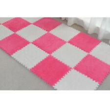 20Pc  Play Puzzle Mat Plush EVA Foam Kids Play Flooring Mats 16