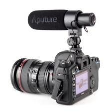 Aputure V-Mic D1  - On Camera Hot Shoe Directional Shotgun Condenser Microphone