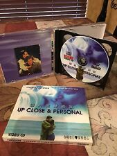 Up Close And Personal  VCD ( DVD ) Movie Japanese subtitles